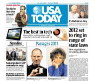 12/29/2011 Issue of USA TODAY