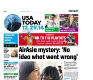 12/29/2014 Issue of USA TODAY