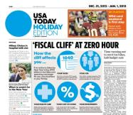 12/31/2012 Issue of USA TODAY