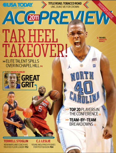 ACC Basketball Preview - National Cover