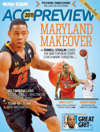 ACC Basketball Preview - Maryland Cover