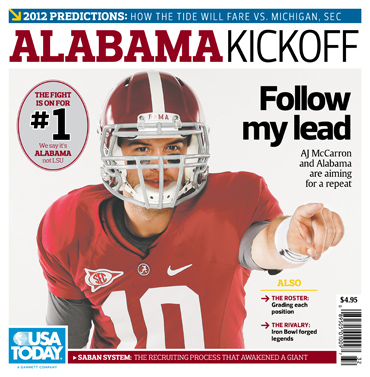 Alabama Football Preview