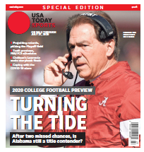 2020 College Football Preview Special Edition - Alabama THUMBNAIL