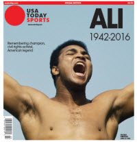 USA TODAY Sports Muhammad Ali Special Edition