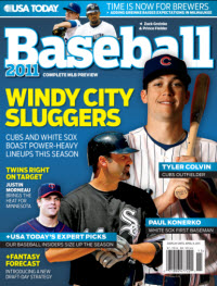 Baseball 2011  - Cubs Cover