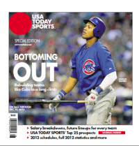 Baseball Insider 2012 Special Edition - Chicago Cubs Cover