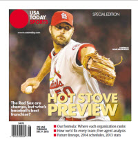 Baseball Insider 2013 Special Edition - Cardinals Cover