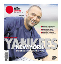 MLB Preview 2013 Special Edition - Yankees Cover