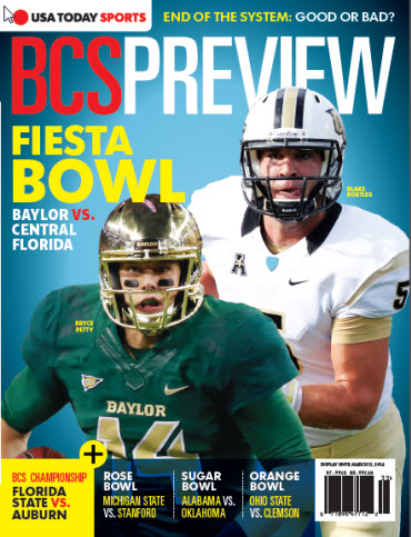BCS Preview - Fiesta Bowl Cover