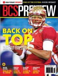 BCS Preview - Florida State Cover