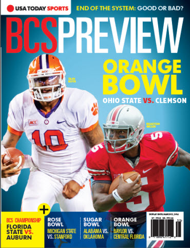 BCS Preview - Orange Bowl Cover
