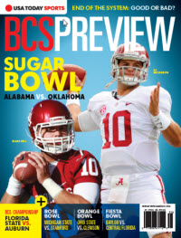 BCS Preview - Sugar Bowl Cover