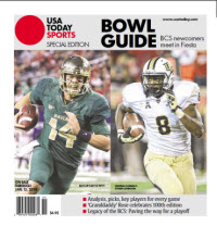 College Football Bowl Guide Special Edition Fiesta Bowl