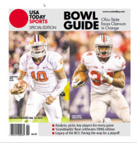 College Football Bowl Guide Special Edition Orange Bowl
