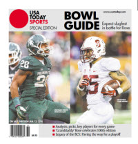 College Football Bowl Guide Special Edition Rose Bowl