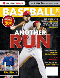 USATODAY Sports Baseball 2014 Preview - Adam Wainwright Cover