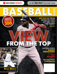 USATODAY Sports Baseball 2014 Preview - David Ortiz Cover