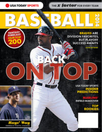 USATODAY Sports Baseball 2014 Preview - Jason Heyward Cover