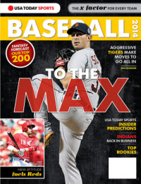 USATODAY Sports Baseball 2014 Preview - Max Scherzer Cover