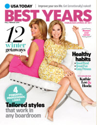 USA TODAY Best Years Fall/Winter 2014