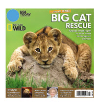 USA TODAY - Nat Geo Wild - Big Cat Rescue