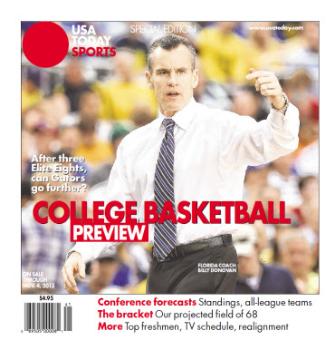 College Basketball - 2013 Special Edition - Florida Cover