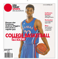 College Basketball - 2013 Special Edition - Kansas Cover
