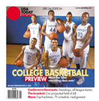 College Basketball - 2013 Special Edition - Kentucky Cover
