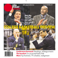 College Basketball - 2013 Special Edition - Big East Cover