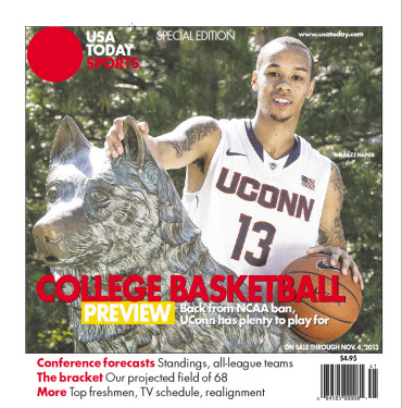 College Basketball - 2013 Special Edition - UConn Cover
