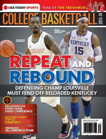 College Basketball Preview 2013-14 - Kentucky - Louisville