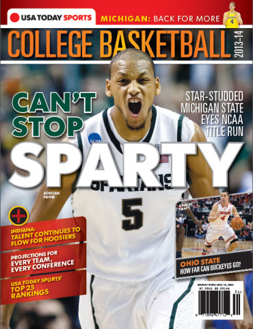 College Basketball Preview 2013-14 - Michigan State