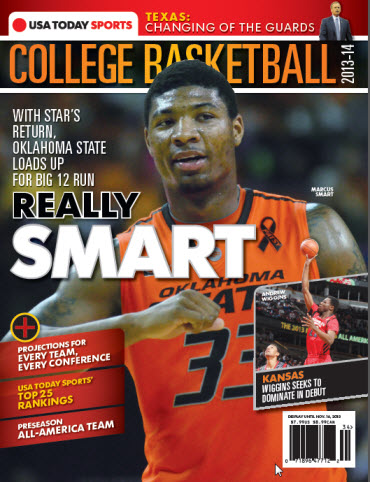 College Basketball Preview 2013-14 - Oklahoma State