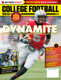 College Football Preview 2013 - Braxton Miller