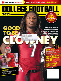 College Football Preview 2013 - Jadeveon Clowney