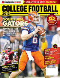 College Football Preview 2013 - Florida Gators