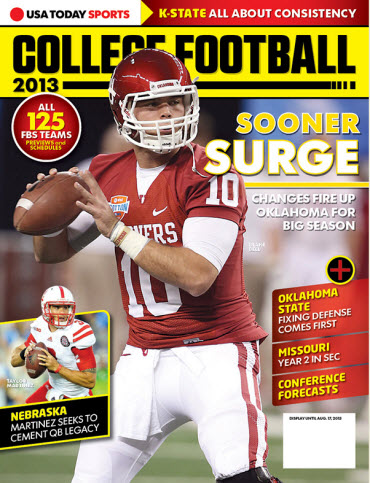 College Football Preview 2013 - Oklahoma