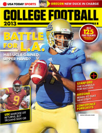 College Football Preview 2013 - UCLA