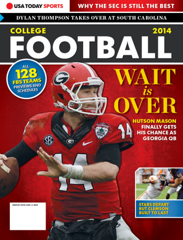 College Football Preview 2014 - Georgia