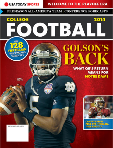 College Football Preview 2014 - Notre Dame
