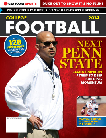 College Football Preview 2014 - Penn State