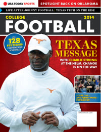 College Football Preview 2014 - Texas