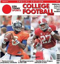 College Football Preview 2015 - Regional - Alabama/Auburn