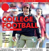 College Football Preview 2015 - Regional - Florida State