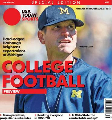 College Football Preview 2015 - Regional - Michigan