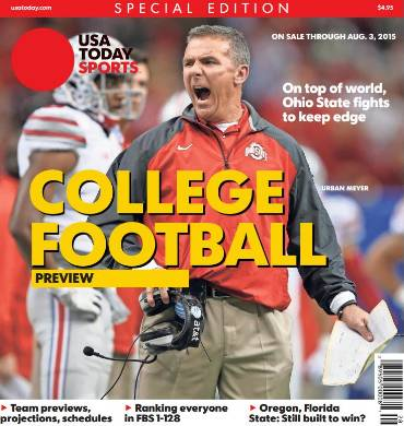 College Football Preview 2015 - Regional - Ohio State