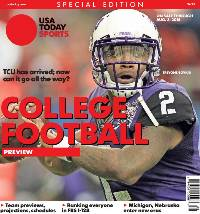 College Football Preview 2015 - Regional - TCU