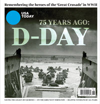 USA TODAY - 75 Years Ago: D-DAY THUMBNAIL
