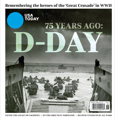 USA TODAY - 75 Years Ago: D-DAY MAIN