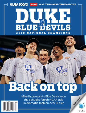 Duke Blue Devils: 2010 National Champions